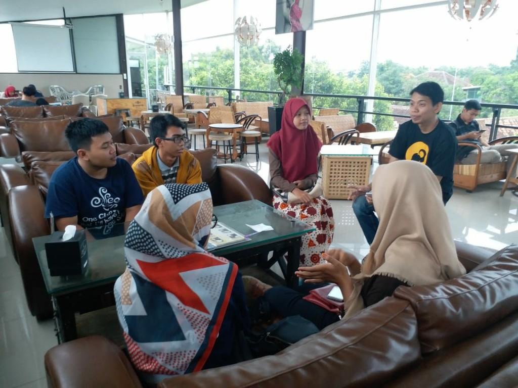 Penyerahan Beasiswa Pandawa Batch 5